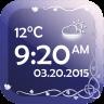 数字时钟 与 天气