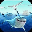 鲨鱼攻击3D