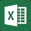 Microsoft Excel(平板适用)