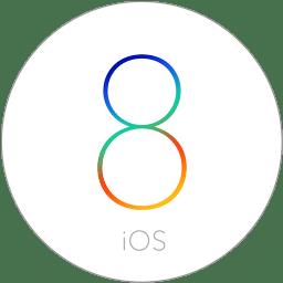 最美iOS8主题锁屏