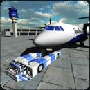 机场航班执勤3D