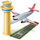 遥控模型 飞机 场
