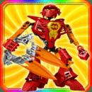 Puzzle Lego Hero Robot