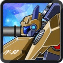 组装坦克机器人