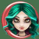 吸血鬼少女 化妆游戏