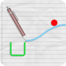 Physics Scribbles - Draw path