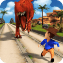 Dinosaurs Run Escape