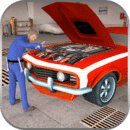 Car Mechanic Workshop