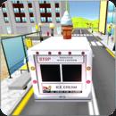 冰淇淋卡车3D