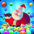 Bubble Shooter Santa