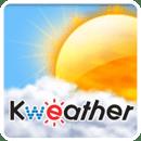 케이웨더 날씨(기상청 날씨,미세먼지,위젯,실내공기)
