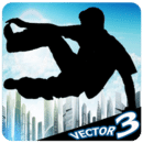 Vector 3 - parkour