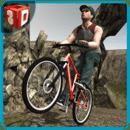 山地自行车骑手模拟器