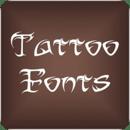 Fonts Tattoo for FlipFont Free
