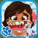 Kid Dentist game Moana