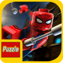 Puzzle LEGO Spiderman