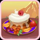 做蛋糕烹饪游戏
