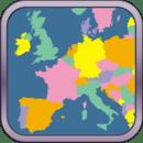 欧洲地图拼图
