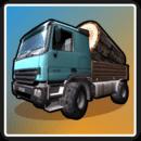 卡车运送3D