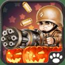 小小指挥官之二战前线风云 万圣节特别版 Little Commander Halloween