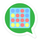 Connect 4 for Whatsapp