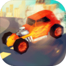 Square Cars: 城市交通
