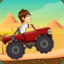 ben desert kart race