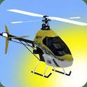 模拟遥控直升机