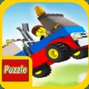 Puzzle LEGO Juniors Create