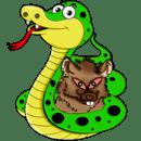 Snake vs Rats