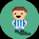 足球前锋泰尼  Tiny Striker