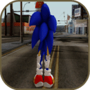 super gta sonic run 5