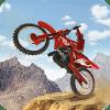 越野 摩托车 赛跑 3D