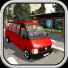 迷你巴士旅游模拟器2017 - 夏季面包车