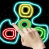 Drawing Fidget Spinner - ( Spin it )
