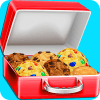 Summer Camp Lunch Box Cookies