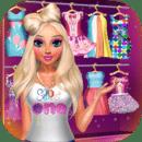Candy Fashion Dress Up & Makeup Game