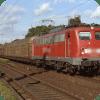 德国火车拼图