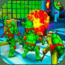 Subway Turtle Legends Ninja