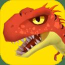 한글을 무서워하는 악당공룡 - 이마트