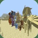 Pokecraft mod for MCPE