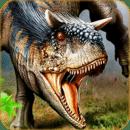 丛林食肉动物狩猎