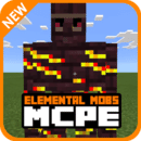 Elemental Mobs for PE Mod