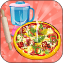 Cooking Game, Pizza Margherita