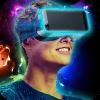 虚拟现实。 视图