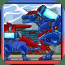 变形金刚:暴龙机+三角恐龙