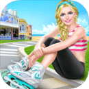 Summer Roller Girl - BFF Salon