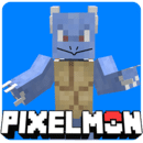 Pixelmon Multicraft mod Battle