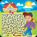 Educational Mazes for Kids