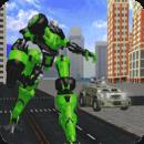 军车变形机器人